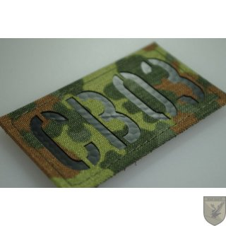 Call Sign - Rufzeichen IRR Patch
