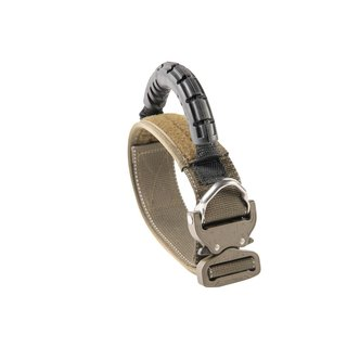 Working Dog Collar 45mm Rubbergrip