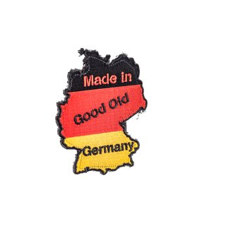 md-textil Patch Good Old Germany