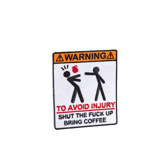 Patch Coffee or Injury