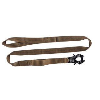 Operator Leash Coyote Brown