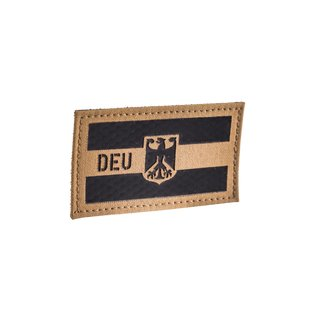 DEU Flag IRR Patch Coyote Brown