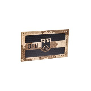 DEU Flagge IRR Patch Multicam