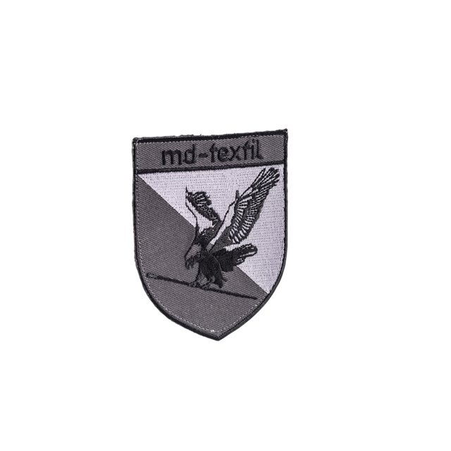 md-textil Patch Black Edition