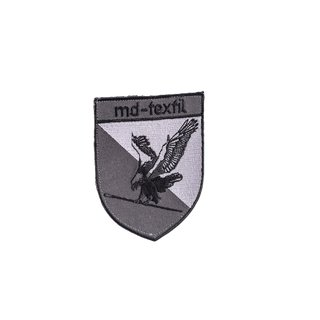 md-textil Patch RAL8000 Black Edition