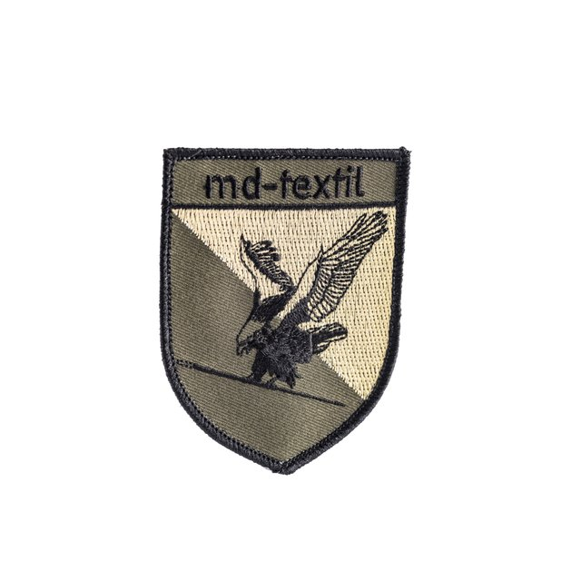 md-textil Patch Oliv