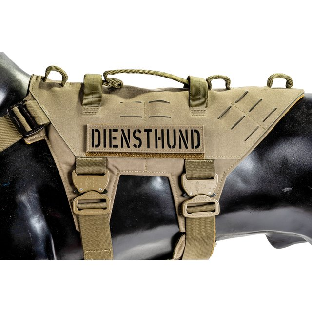 K9 Working Dog Harness MGS