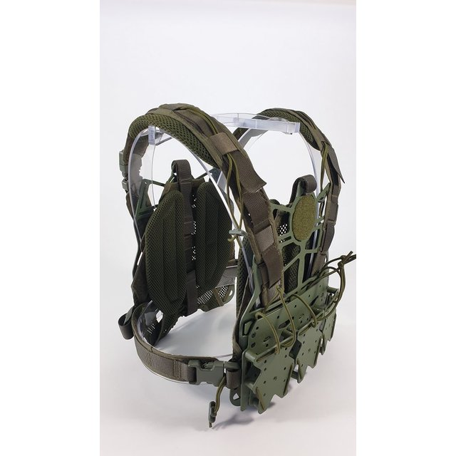 Plate carrier pad set