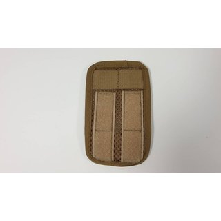 Molle Patch Coyote Brown