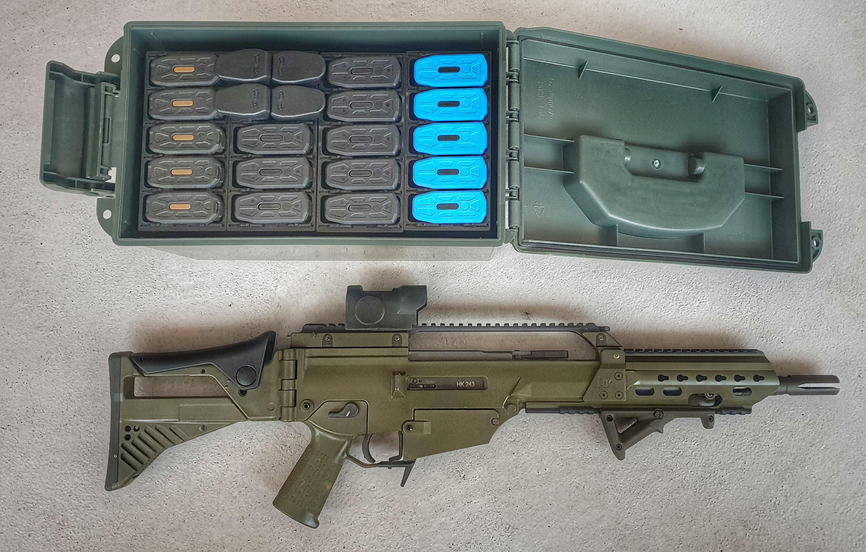 Magazinhalter .223/9mm