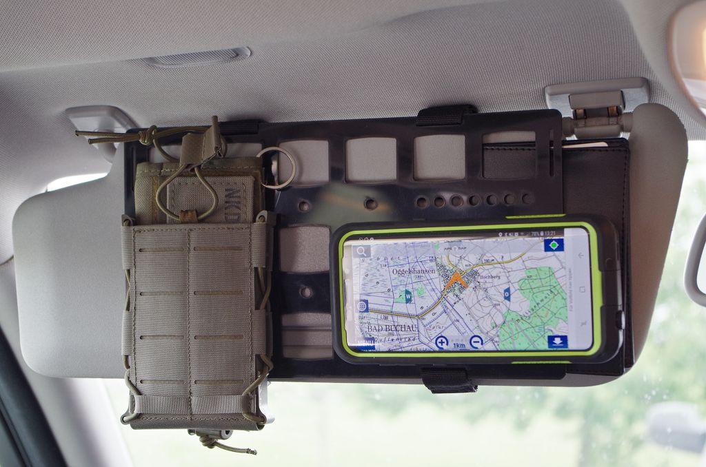 Neu im Shop - Taktische Fahrzeugausstattung